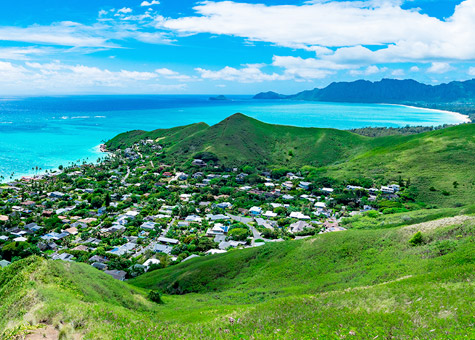 Kailua Oahu Hawaii