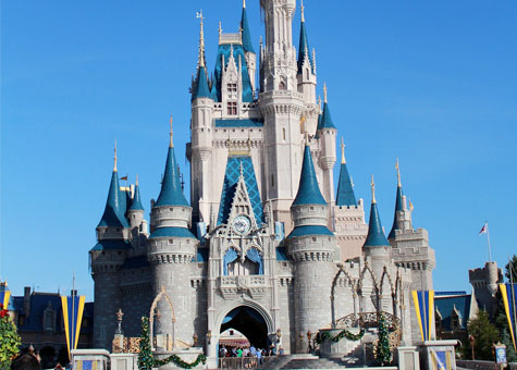 Disney Magic Kingdom Orlando