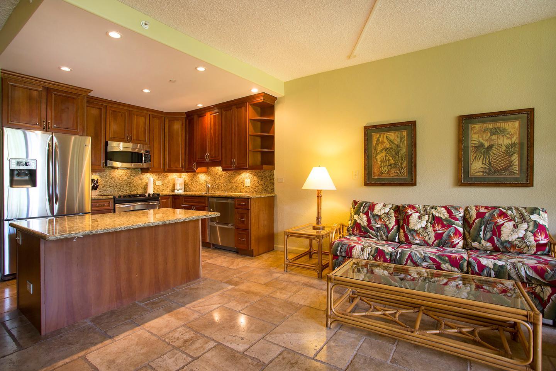 Aston Kaanapali Shores 1bdrm Gv Living Room 1440x960.
