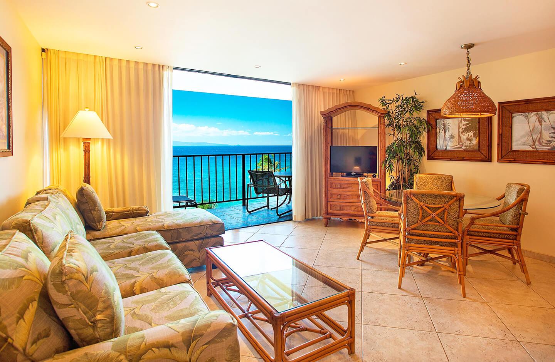 Aston Kaanapali Shores 2 Bedroom 2 Bath Ocean View Suite