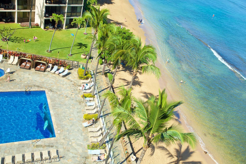 Beach Club Restaurant Kaanapali Shores