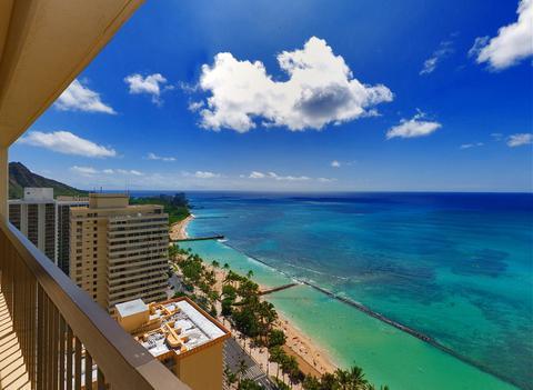 Photo Of The Residences At Waikiki Beach Tower