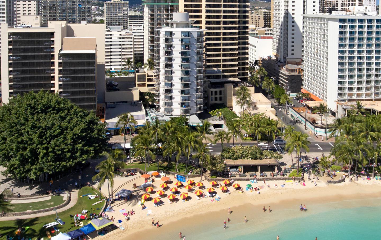 Hotel In Waikiki Aston Circle Official Site