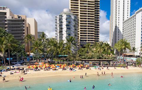 Aston Waikiki Circle Hotel Drone 3 1 480x306