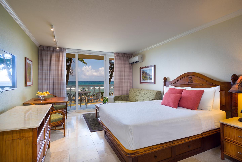 Aston Islander On The Beach Hotel Room Oceanfront 1