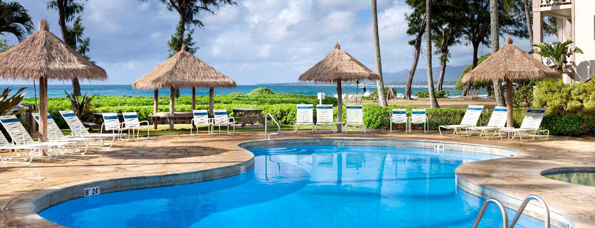 Kauai Islander On The Beach Rental