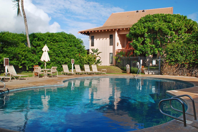 Swimming Pools at Aston at Poipu Kai  Aqua-Aston Hotels