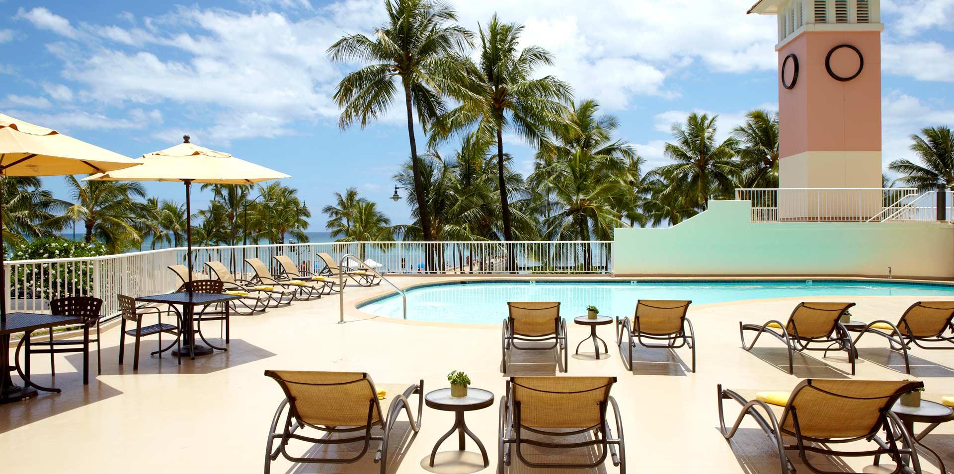 Diamond Head Hotel Park Shore Waikiki Aqua Aston Hotels