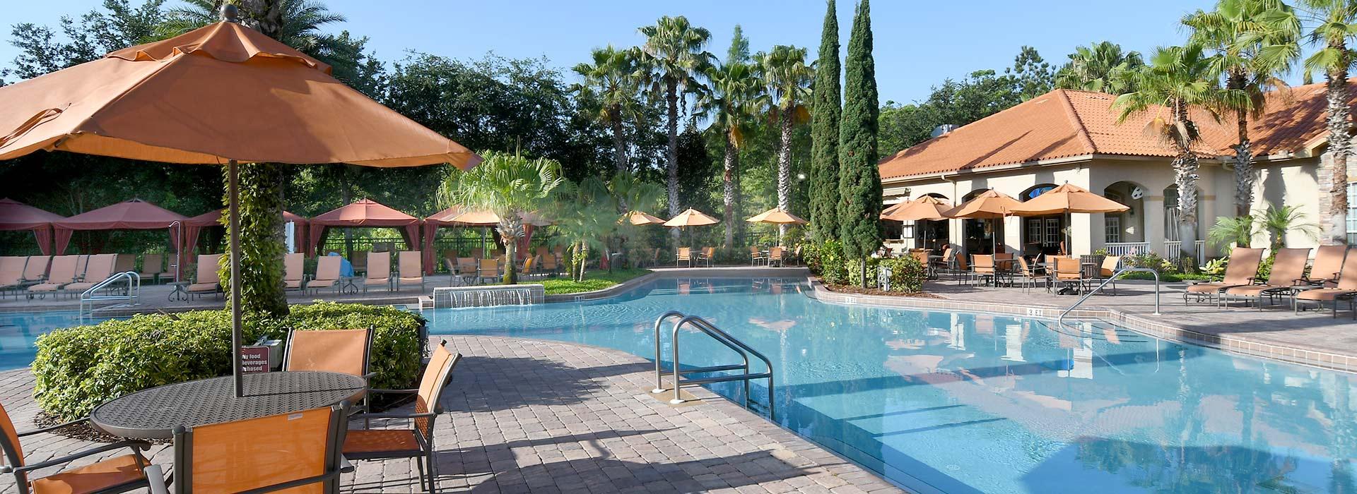 Rooms at Tuscana Resort Orlando by Aston | Aqua-Aston Hotels