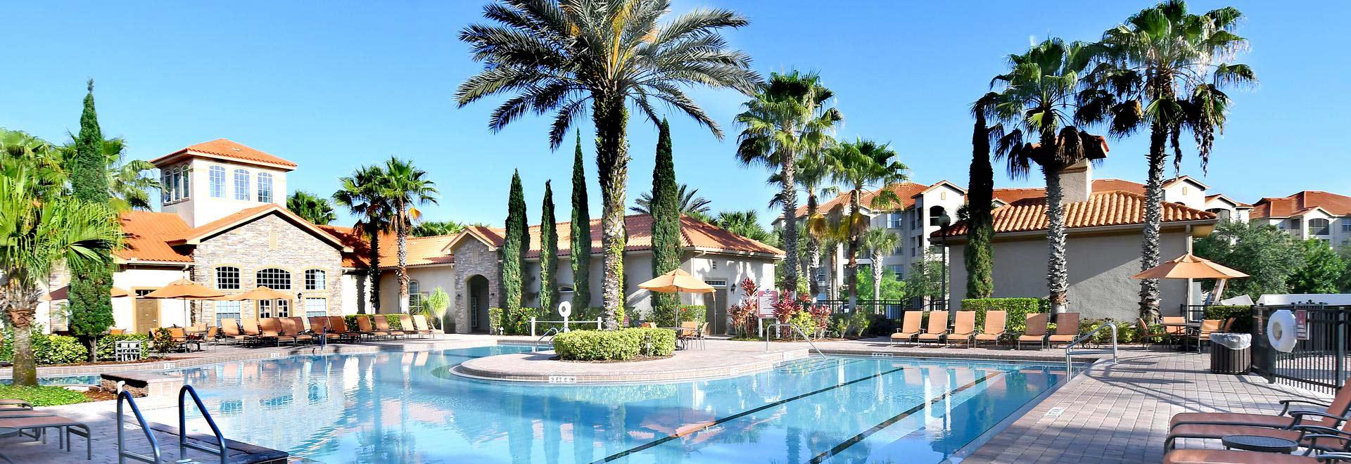 Orlando Condo Rentals Tuscana Resort Orlando By Aston