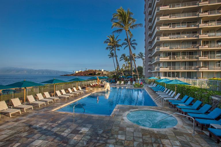 Kaanapali Condominium Beach Hotel Aston At The Whaler