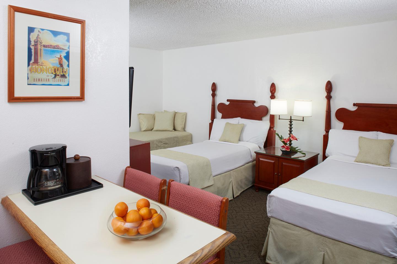 Affordable Waikiki Hotel | White Sands Hotel | Aqua-Aston Hotels
