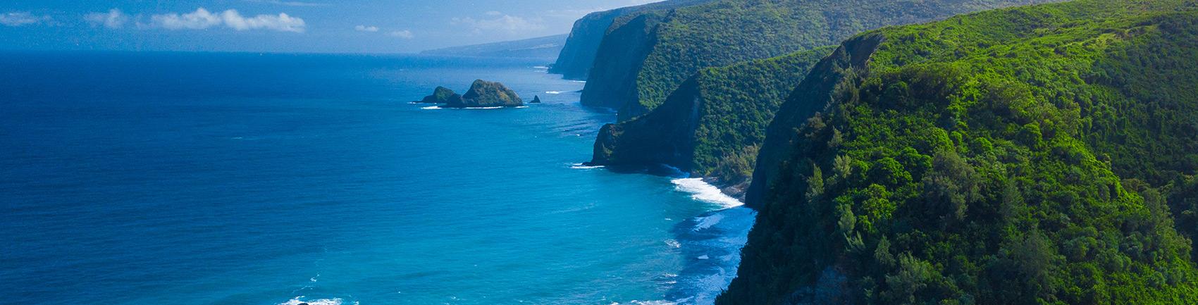 View of Big Island