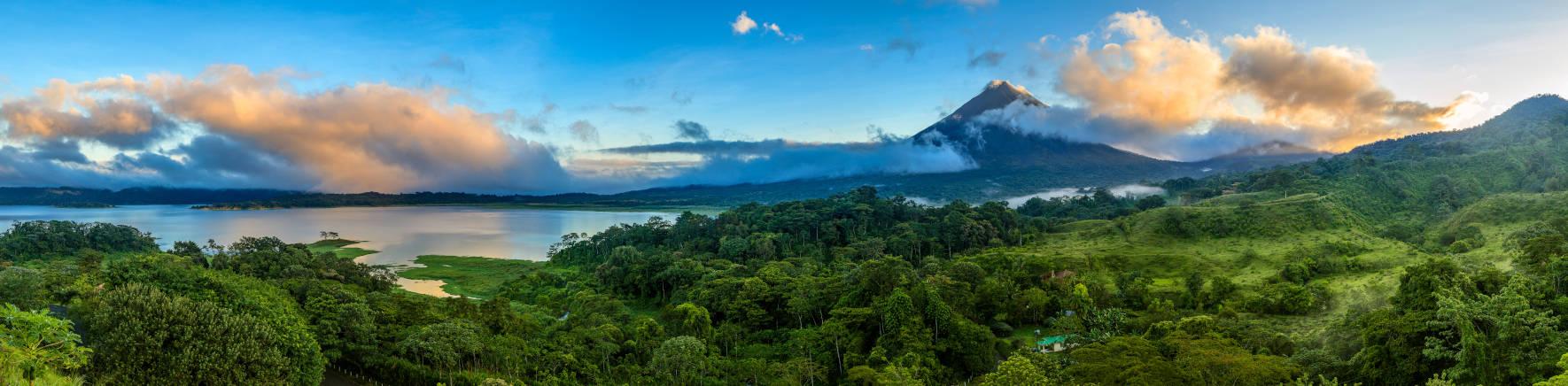 アレナル火山国立公園